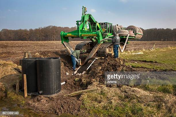 37 Trencher Equipment Pictures, Photos & Images - Getty Images