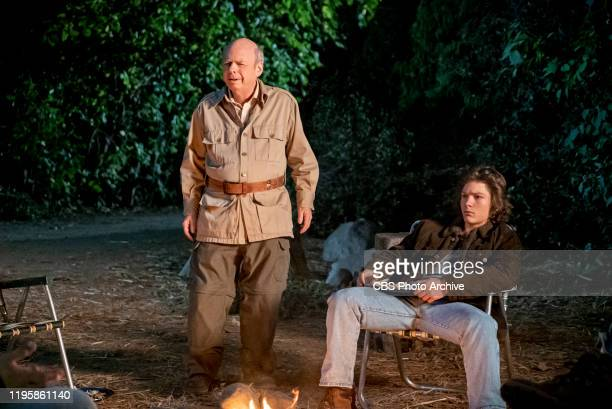 Contracts Rules and a Little Bit of Pig Brains Pictured Dr Sturgis and Georgie George Sr and Georgie go camping with Meemaw's new boyfriend Dale but...