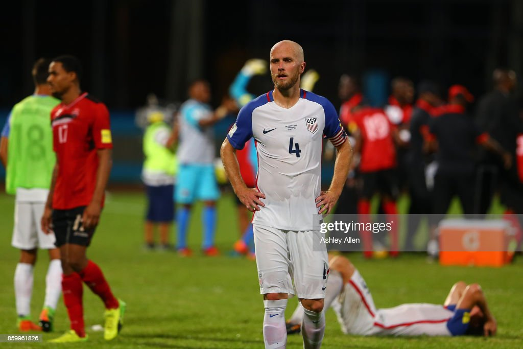 Trinidad & Tobago v United States  - FIFA 2018 World Cup Qualifier : News Photo