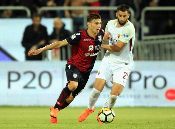 As A Result Nicolo Barella Appears An Interesting Candidate For The Merseyside Giants Cagliari Midfielder Has Been Omnipresent Figure His