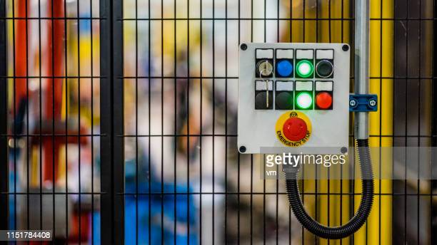 control panel with push buttons - confined space stock pictures, royalty-free photos & images