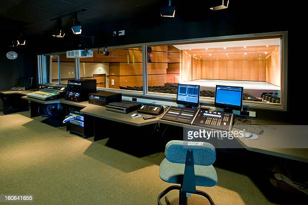 Control Room and Theater