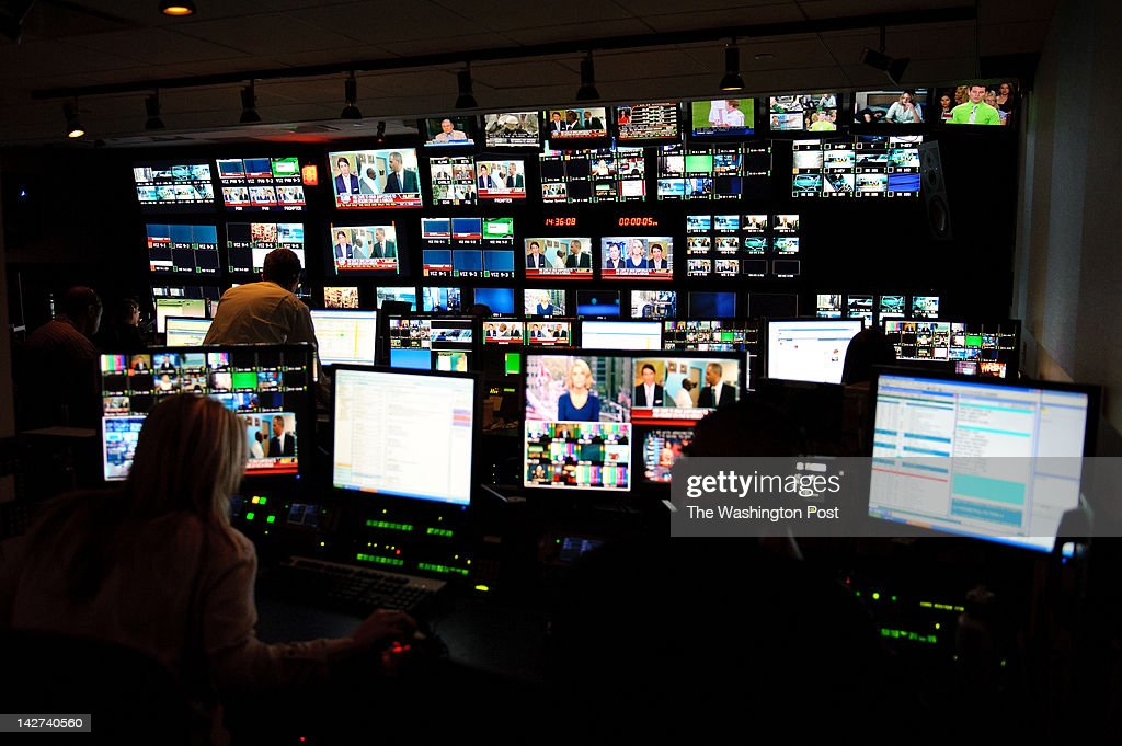 Style Story about the fifteenth aniversary of Fox News. : News Photo