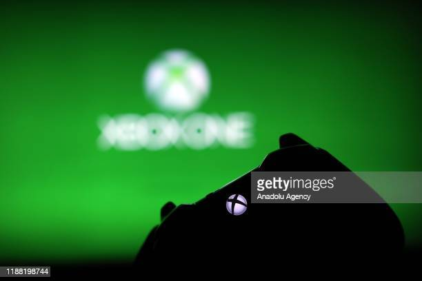 Xbox One Stock Pictures Royalty Free Photos Images Getty Images