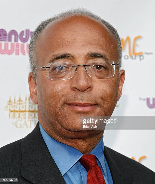 Controller William Thompson attends The Wendy Williams Show Launch Party at The Gates on July 13 2009 in New York City