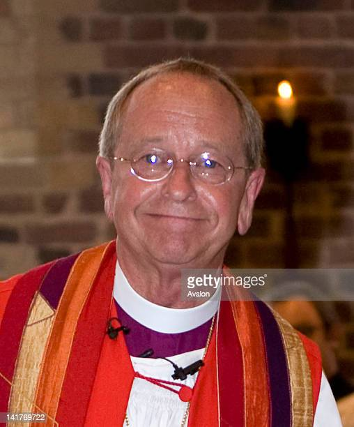 Controversial Rt Rev Gene Robinson, Bishop of New Hampshire in the US to preaches at St Mary's Church, Putney High Street, near Putney Bridge,...