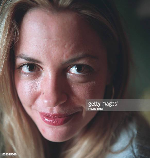 Controversial UK Author Elizabeth Wurtzel who wrote 'Prozac Nation' 'Bitch' and her latest novel 'The Bitch Rules'Her novels are expected to be