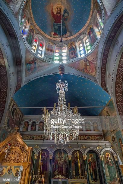 Convent Church Dome, Koroni, Peloponnese