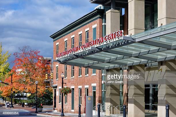 Convention Center exterior