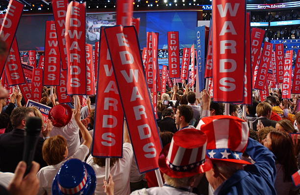 Image result for photos of 2004 democratic national convention