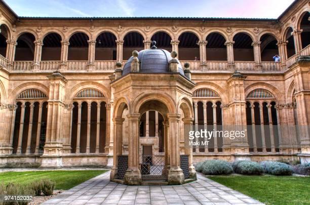 convento de san esteban - iñaki mt stock photos and pictures