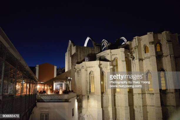 Convento do Carmo, still standing