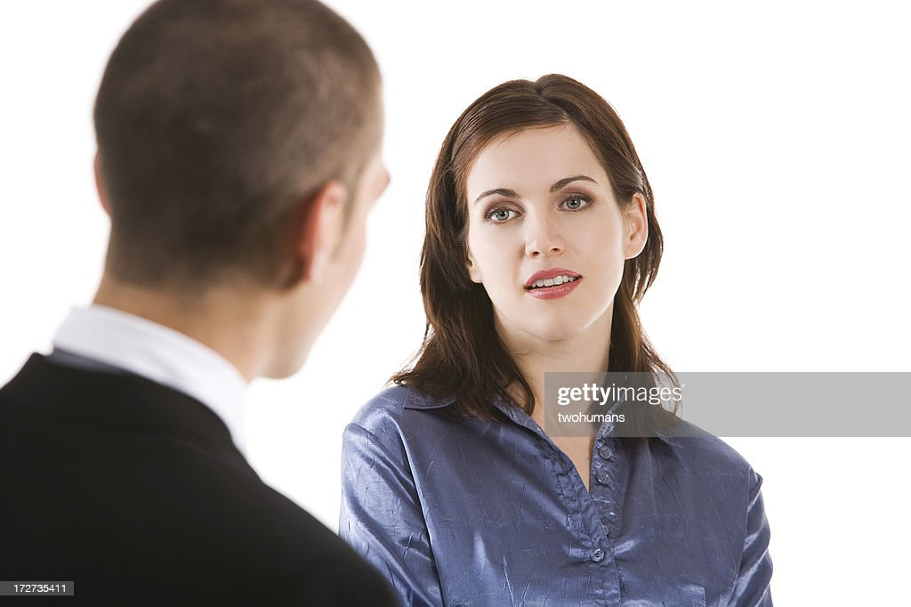 Conversation : Stock Photo