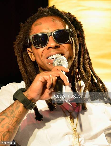 IX A conversation with Elliott Wilson and Lil Wayne 2014 SXSW Music Film Interactive