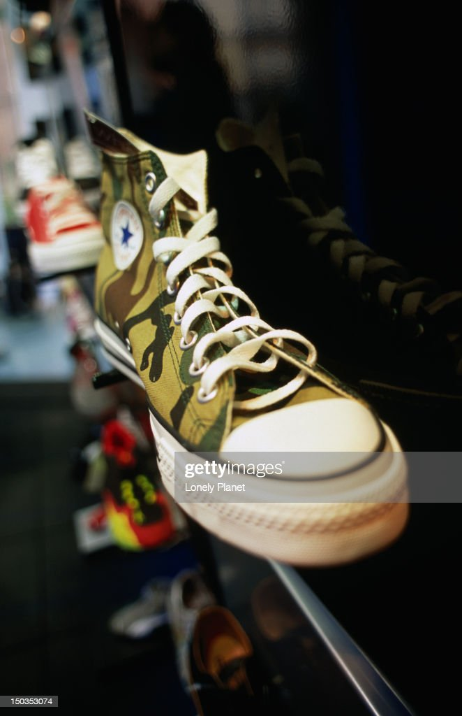magasin converse madrid
