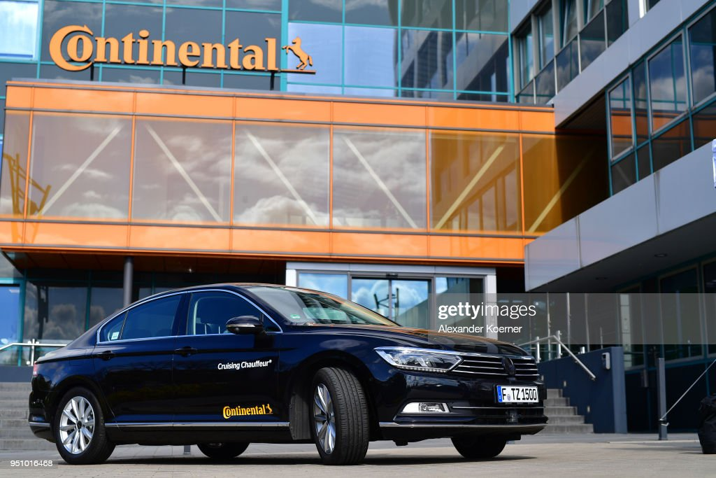 Continental AG Tests Autonomous Car Functions On A2 Highway