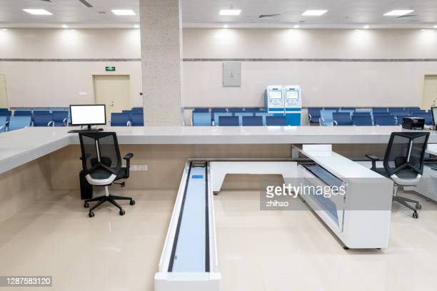 conveyor belt of automated pharmacy delivery room - department of health and human services stock pictures, royalty-free photos & images