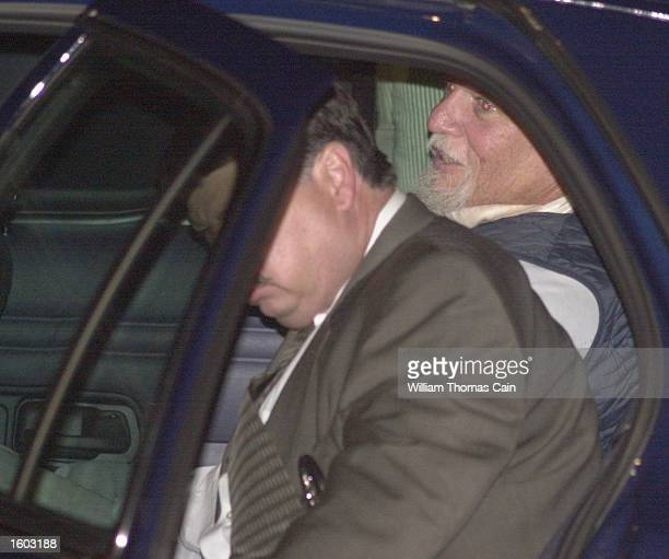 Convicted murderer Ira Einhorn is returned to the US by US Marshalls after being extradicted from France July 20 2001 in Philadelphia Einhorn was...