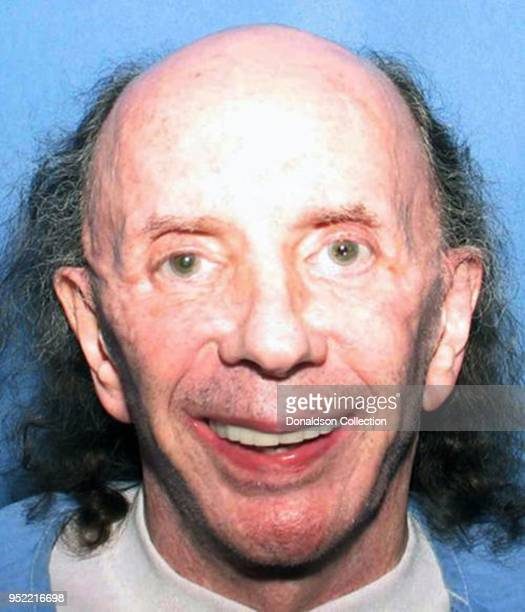 Convicted murderer Phil Spector posed for the above California Department of Corrections and Rehabilitation photo in July 2013.