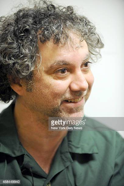 Convicted sex offender Peter Braunstein sits down for an interview with the Daily News at the Clinton Correctional Facility in Dannemora, NY....