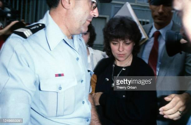Convocation des époux Villemin parents du petit Grégory par le juge Lambert