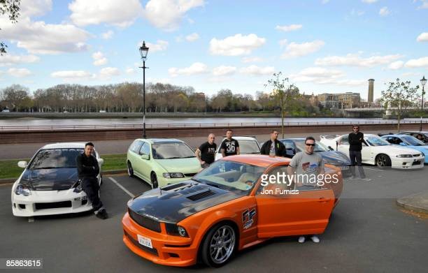 A convoy of Fast Furious muscle cars drive through London Streets as Universal Pictures teams up with the UK�s ultimate Fast Furious fans to...