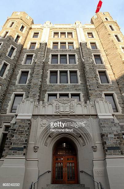 Conwell Hall at Temple University in Philadelphia Pennsylvania on August 27 2016
