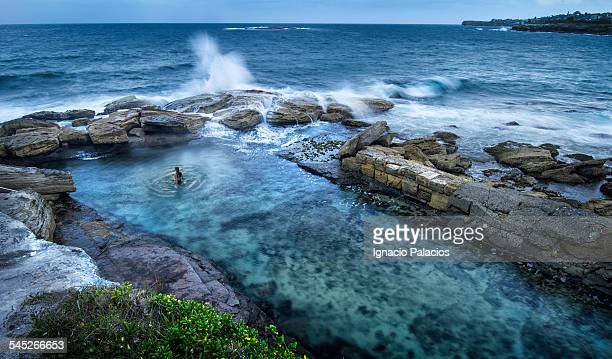 Coogee beach Giles baths