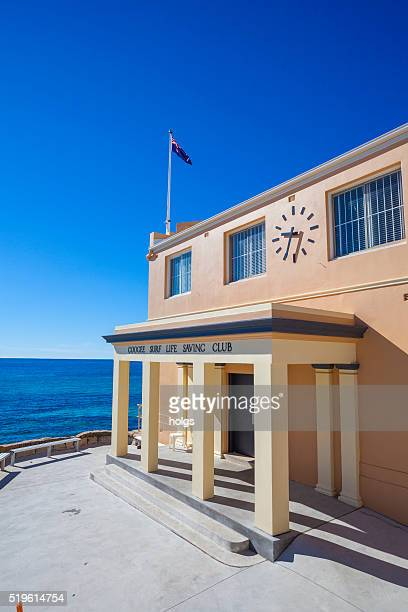 Coogee Surf Life Saving Club in Sydney, Australia