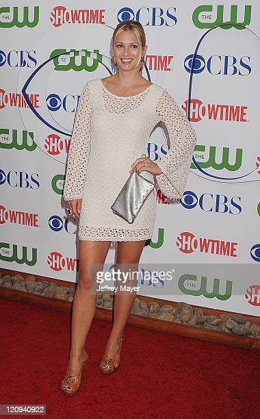 Cook arrives at the TCA Party for CBS, The CW and Showtime held at The Pagoda on August 3, 2011 in Beverly Hills, California.