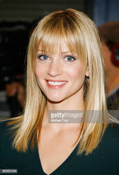 J Cook attends the 100th episode cakecutting ceremony of the television show Criminal Minds held at Quixote Studios on October 19 2009 in Los Angeles...
