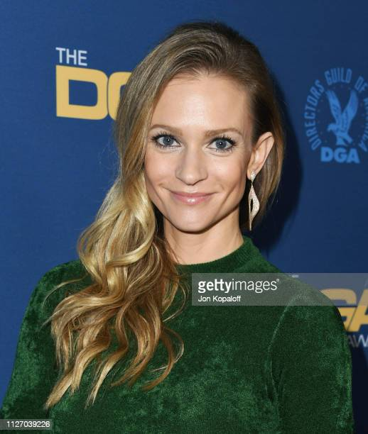 J Cook attends the 71st Annual Directors Guild Of America Awards at The Ray Dolby Ballroom at Hollywood Highland Center on February 02 2019 in...
