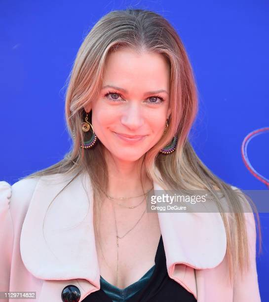 J Cook attends the Premiere Of Paramount Pictures' 'Wonder Park' at Regency Bruin Theatre on March 10 2019 in Los Angeles California