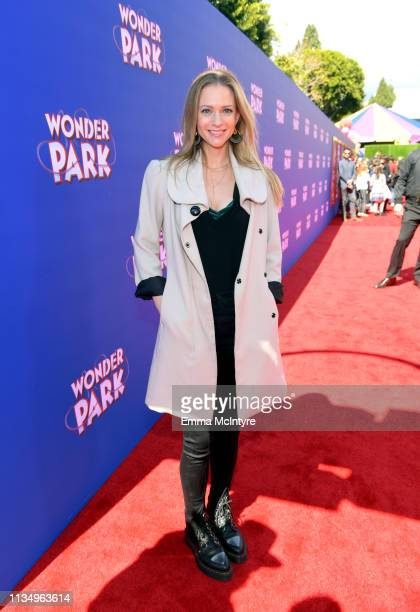 J Cook attends the premiere of Paramount Pictures' Wonder Park at Regency Bruin Theatre on March 10 2019 in Los Angeles California