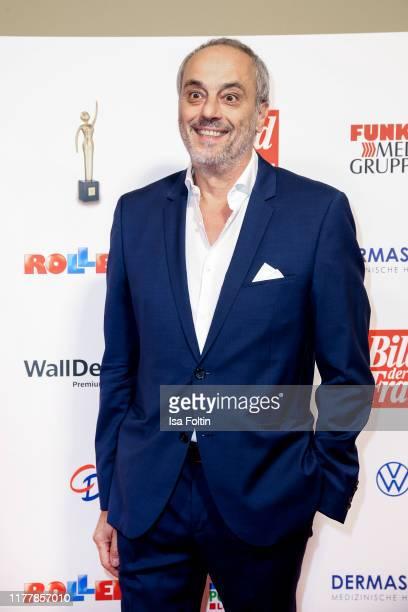 TV cook Christian Rach attends the annual Goldene Bild der Frau award on October 23 2019 in Hamburg Germany