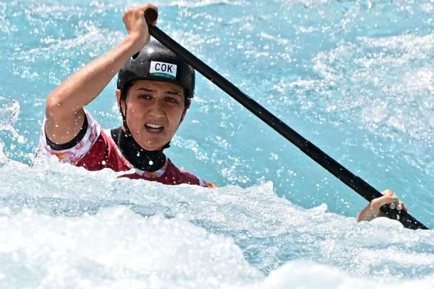 JPN: Canoe Slalom - Olympics: Day 5