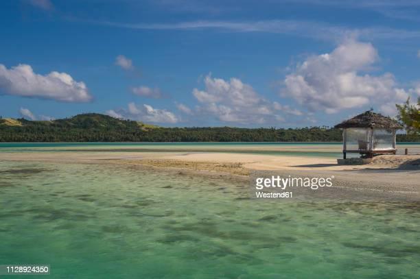 Cook Islands, Rarotonga, Aitutaki lagoon