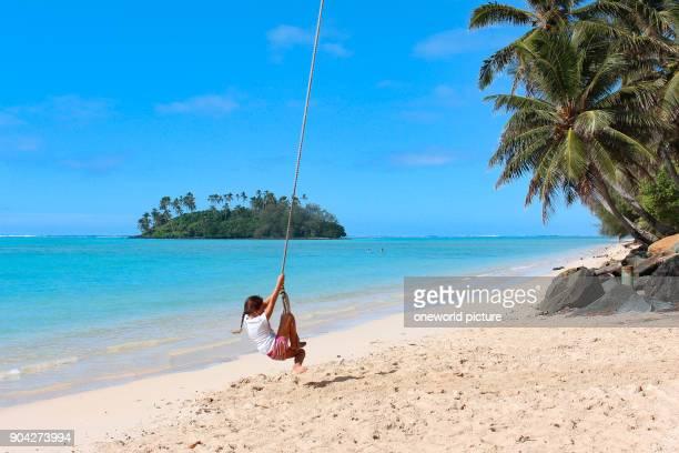 Cook Islands Rarotonga Island