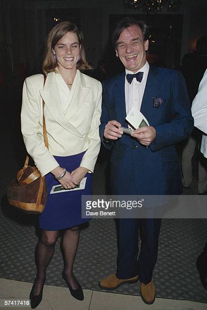 TV cook Keith Floyd attends the opening night of 'Burn This' at the Lyric Theatre in Shaftesbury Avenue 12th August 1990