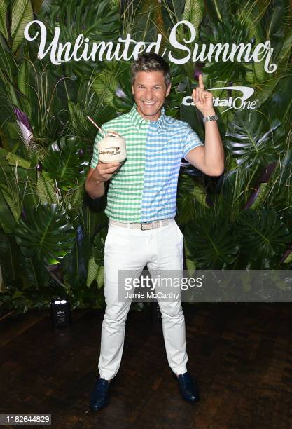 Cookbook author David Burtka and Capital One partner to share ways Capital One rewards cards can help extend the summer at Summer Night Out event at...