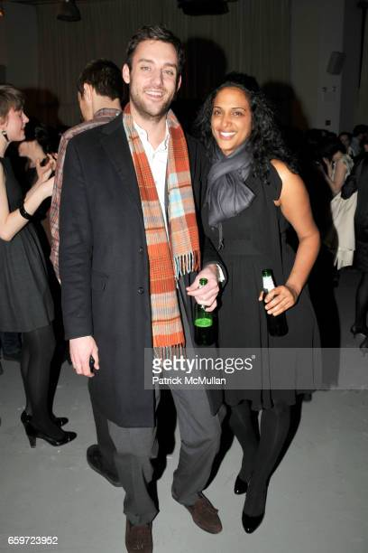 Cooke Maroney and Vanessa Riding attend BERLIN 2000 AfterParty With a Performance by JOHN BOCK Presented by PACEWILDENSTEIN and ART PRODUCTION FUND...