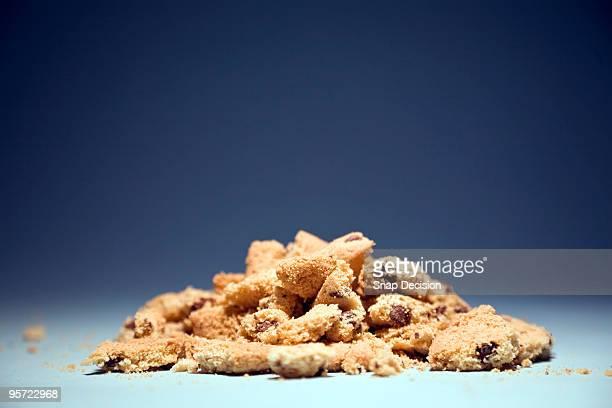 Cookie Crumb Pile