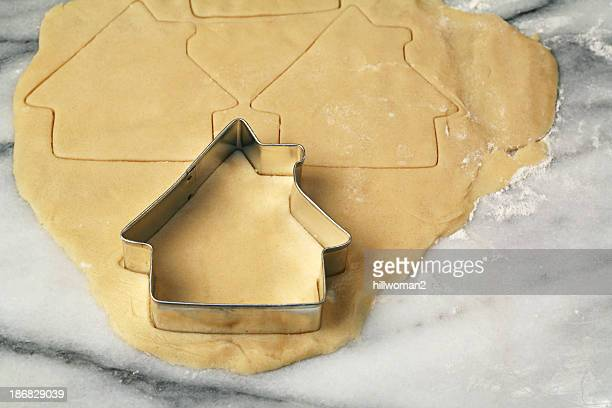 Cookie Cutter House