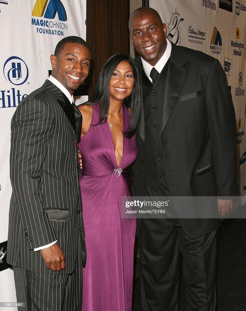 """Magic"" Evolution - An Evening Honoring Earvin ""Magic"" Johnson - Arrivals"