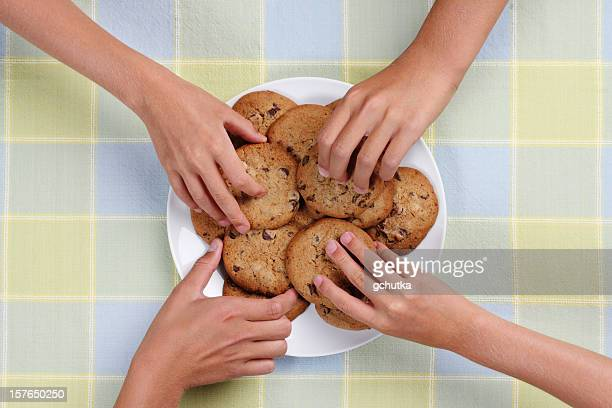 Cookie Snack Plate