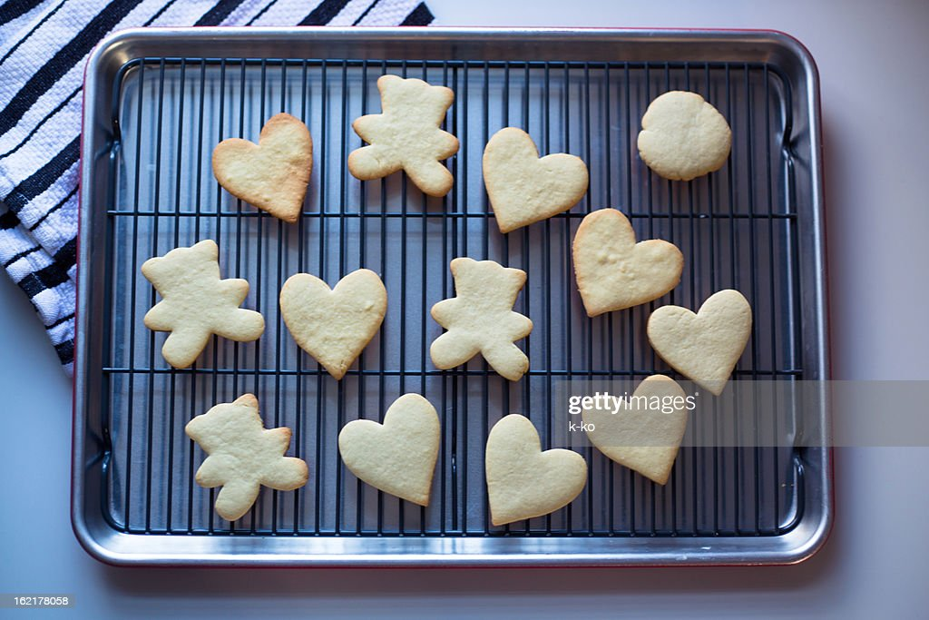 Cookie time! : Stock Photo