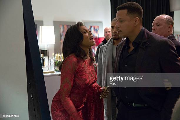 """Cookie watches Lucious get taken away in the special two-hour """"Die But Once/Who I Am"""" Season Finale episode of EMPIRE airing Wednesday, March 18 on..."""