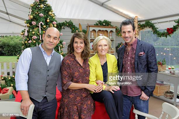 SHOW Cookie Week On your marks get set bake The most festive and friendliest competition on television is back In a twohour season premiere The Great...