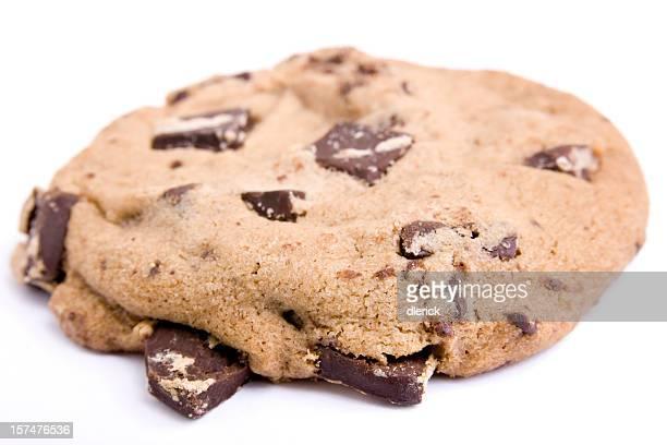 cookie with chocolate chunks