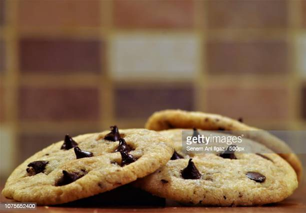 Cookie With Chocolate